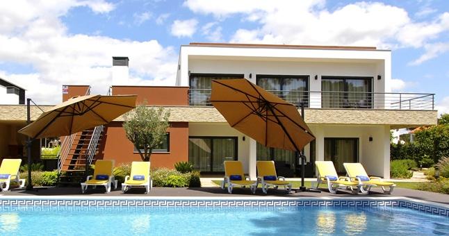 Beautiful modern 5-bed villa in Vilamoura