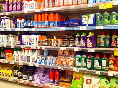 Algarve Continent supermarket