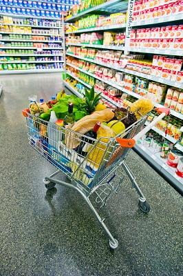 Algarve supermarket