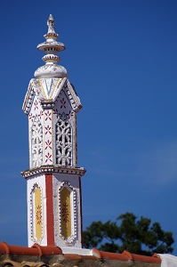 Algarve Chimney Decoration Portugal