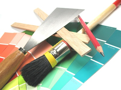 DIY painting equipment