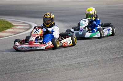 Go Karting at Karting Almancil - Algarve