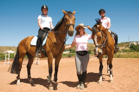 Country Riding Centre Silves Algarve Portugal
