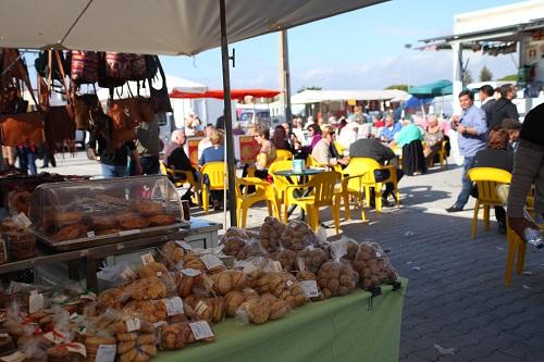 Quarteira market foodcourt
