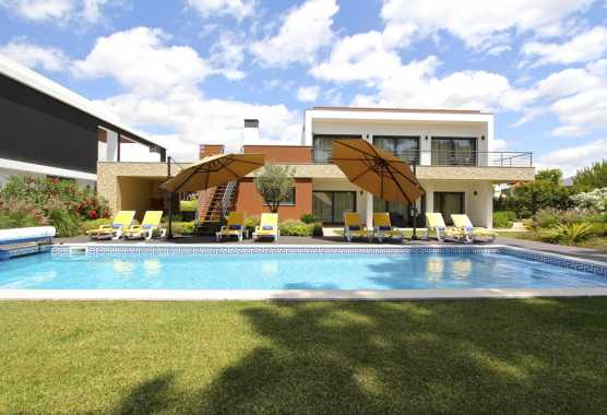 5 bedroom villa for sale Vilamoura Meravista Ref 123381