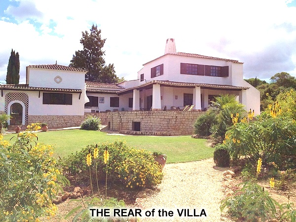 Villa for sale Algarve Meravista Ref 126678