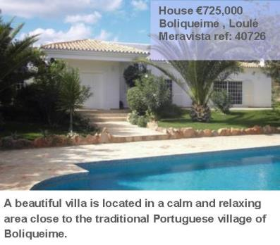 House for Sale Boliqueime Loule Algarve Portugal