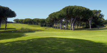 Vila Sol Golf Course Hole 18