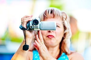 Video taping your Property for sale
