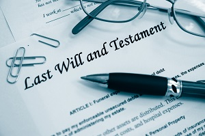 Last wills and testaments