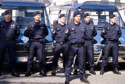 Portugals Police Force