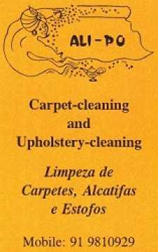 Ali-Po Best carpet and upholstery cleaning in the Algarve