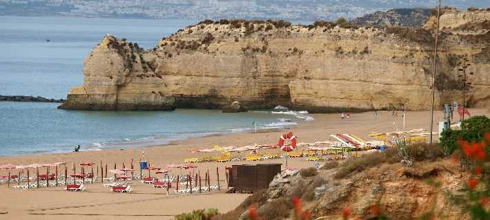 Accessible Beach in the Algarve