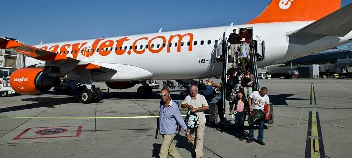 Easy Jet to Portugal