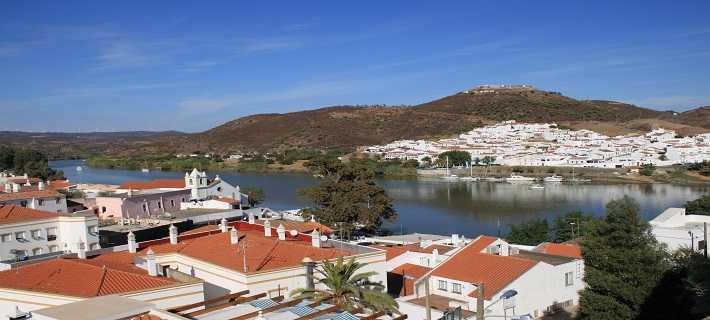 Alcoutim Algarve Portugal