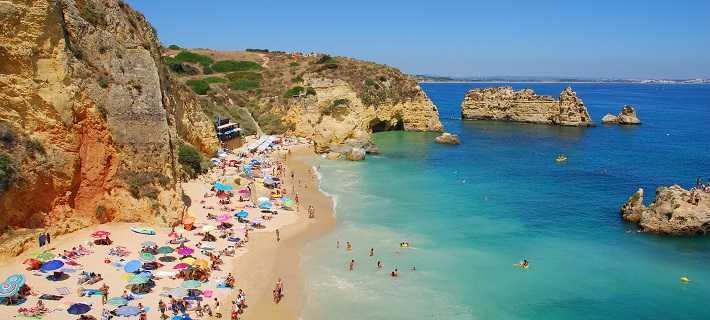Algarve Blue Flag Beach