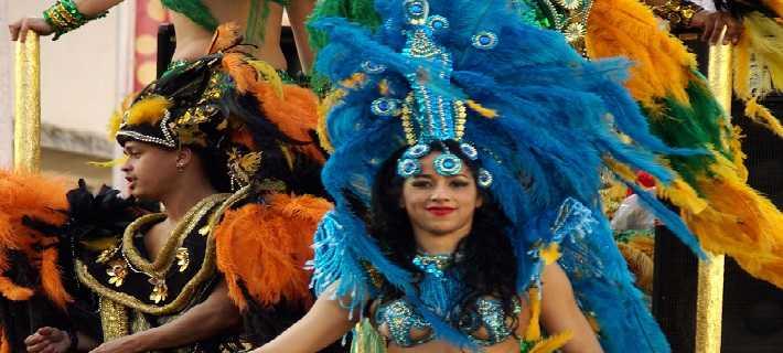 Loule Carnival Parade
