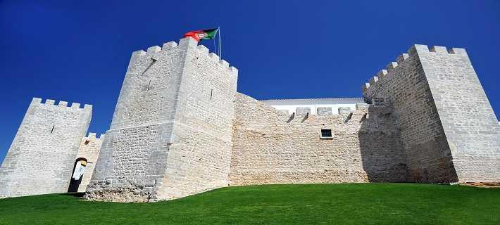 Algarve Loule Castle