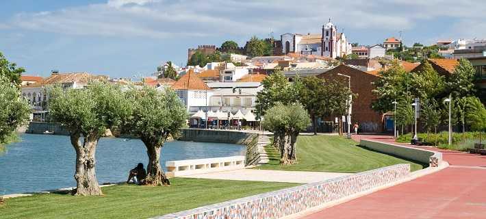 Algarve Silves Arade Riverside Park