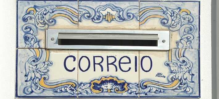 Portugal mailbox