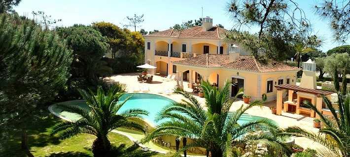 Elegant villa in the Algarve, Portugal