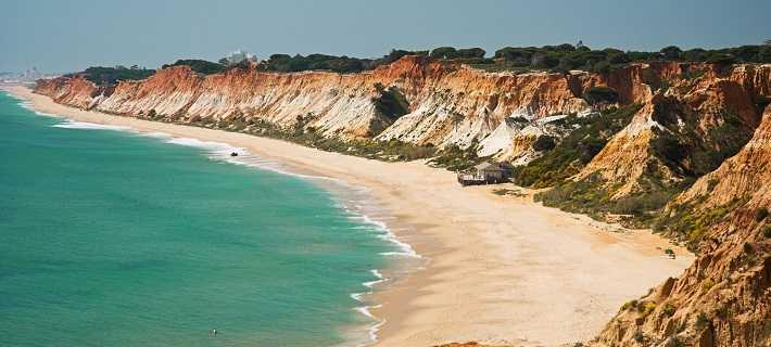 Nudist Beach Vila do Bispo Algarve
