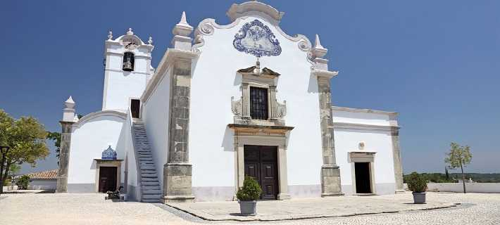 Lugares de culto no Algarve: São Lourenço, Almancil, Algarve
