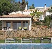 Split Level Villa in Moncarapacho