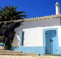 Maintaining a pretty villa in Portugal