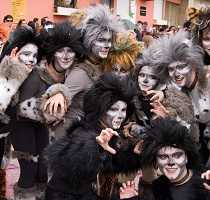 Algarve Carnivals Cat People
