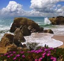 Fantasy beaches of the Algarve