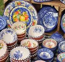 Traditional Algarve Pottery