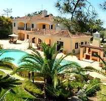 Elegant villa in Algarve Portugal