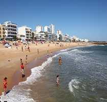 Quarteira Algarve Beach