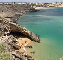 Sagres Algarve Coastal Cliffs