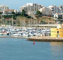 Marina Portimao Algarve Portugal