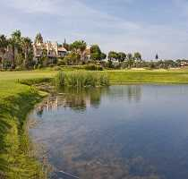 Vale do Lobo Golf Course Lake