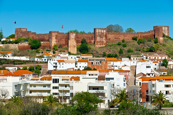 Silves town and Fortress
