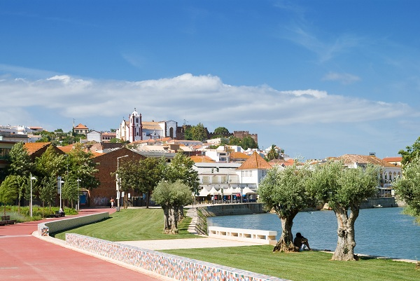 Silves riverside